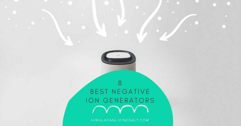 8 Best Negative Ion Generators