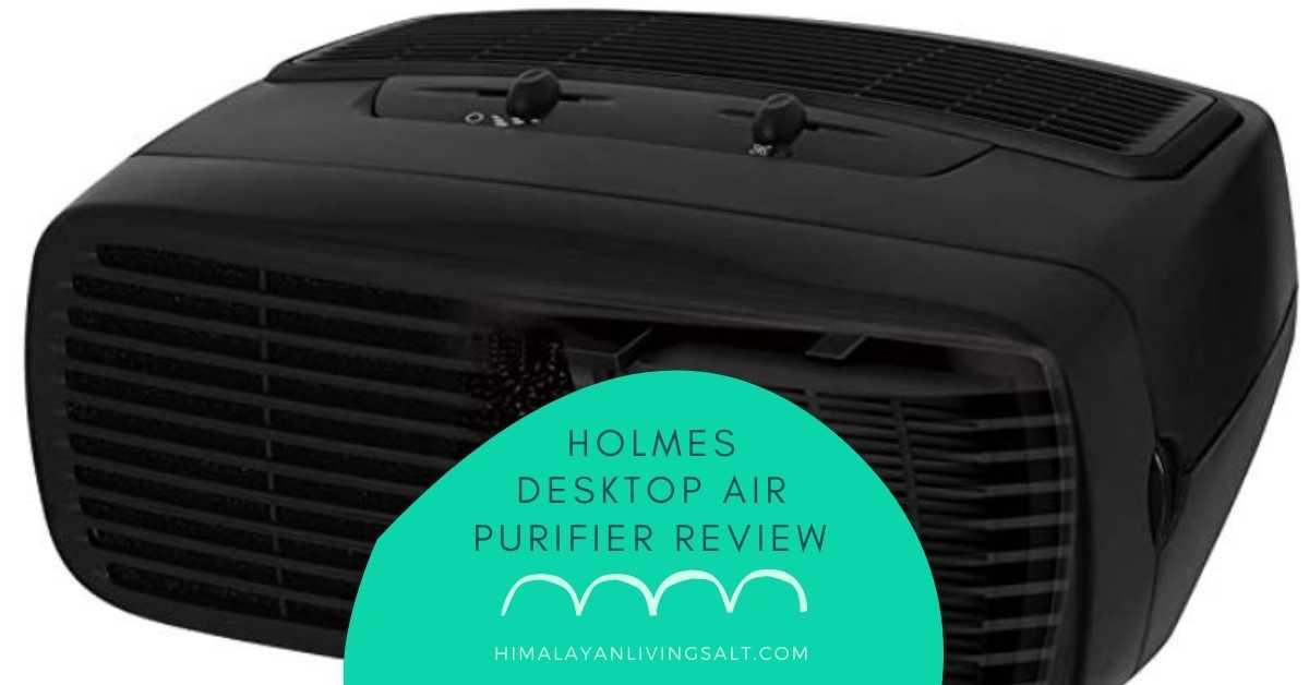 Holmes Desktop air purifier review