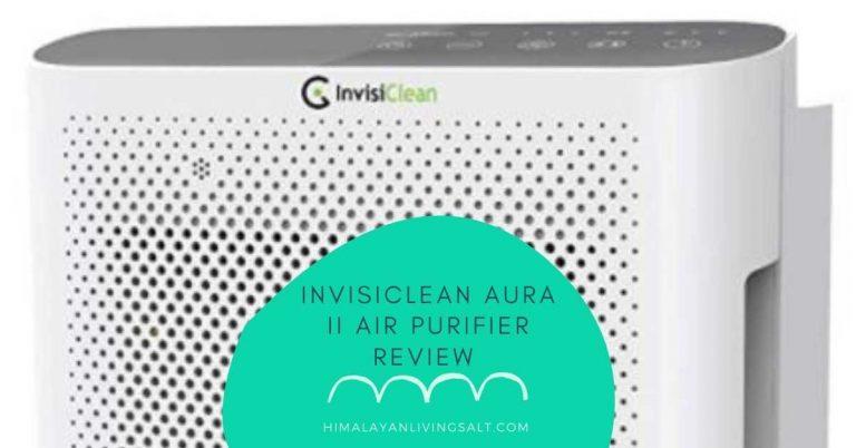 InvisiClean Aura II Air Purifier Review