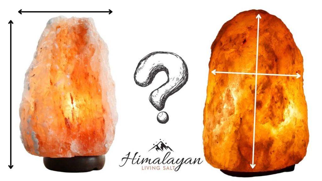 Can A Salt Lamp Be Too Big?