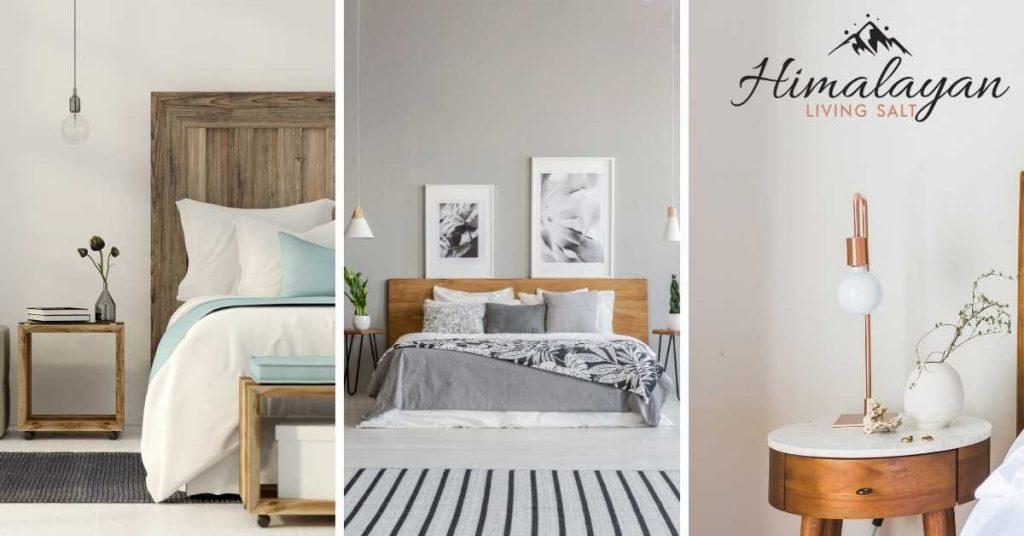 Salt Lamp For Your Main Bedroom