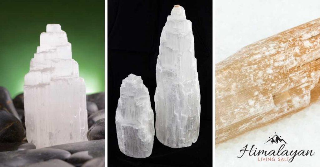 Selenite Salt Lamps Alternatives