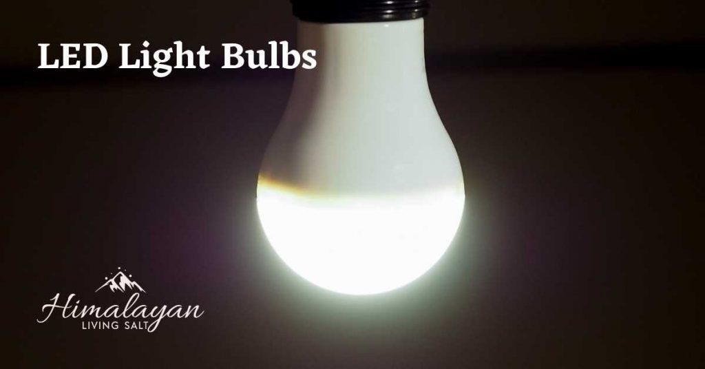 LED Light Bulbs for Himalayan salt lamps